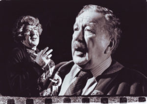 Roy Barraclough in A Different Way Home, Oldham Coliseum 1998