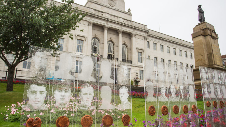 Art in the public realm programme, Barnsley