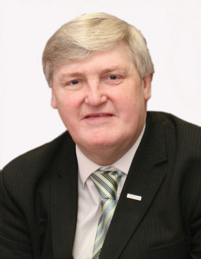 Councillor Cliff Morris